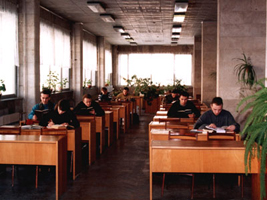MIREA-library